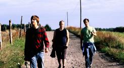 Rückenwind by Jan Krüger - l to r - HENRI (Denis Alevi), ROBIN (Eric Golub), JOHANN (Sebastian Schlecht)